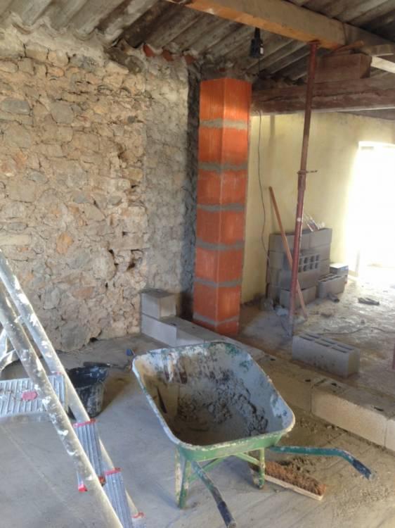 rnovation dune villa gardanne une vielle maison fait une cure de jouvence - Renovation Installation Electrique Maison