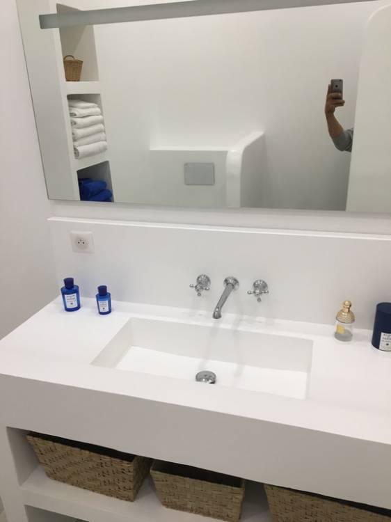r novation de salle de bain cl en main pourri res 83 avec douche l 39 italienne mise aux. Black Bedroom Furniture Sets. Home Design Ideas