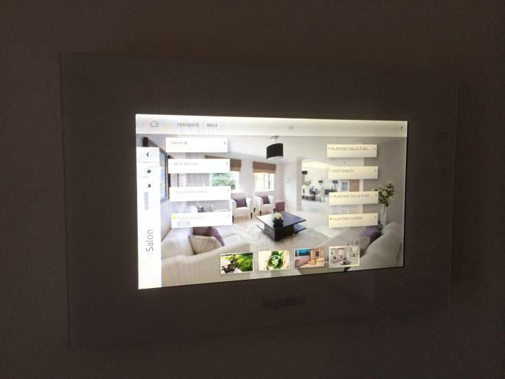 installation domotique maison aix en provence - Domotique Salle De Bain